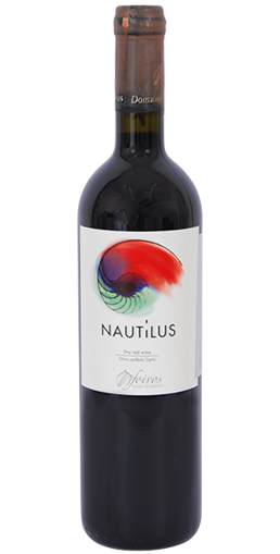 Picture of Nautilus Red Submerged 2017 - Domaine Foivos