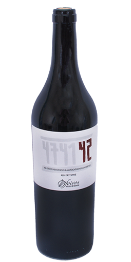 Picture of 42 Red Experimental Wine 2016 - Domaine Foivos