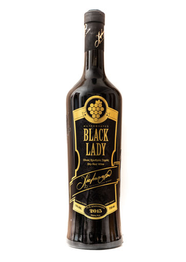 Picture of Black Lady 2015 - Hatzinikolaou Winery