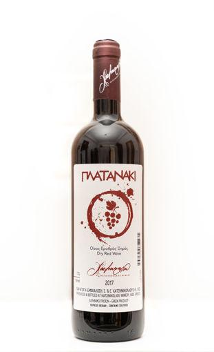 Picture of Platanaki Red 2017- Hatzinikolaou Winery