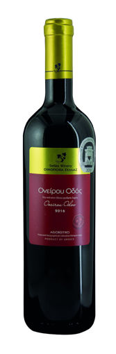 Picture of Oneirou Odos Red 2019 - Sellas Winery