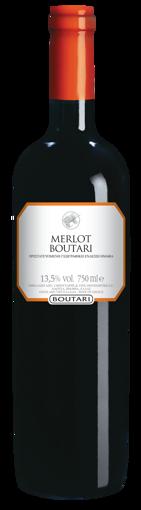 Picture of Merlot Boutari 6 bottles 2016- Boutari Winery