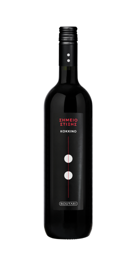 Picture of Simio Stixis Red 12 bottles 2017 - Boutari Winery