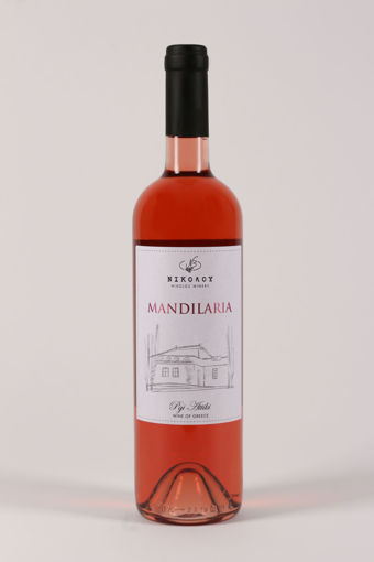 Picture of Mandilaria Rosé 2019  - Nikolou Winery