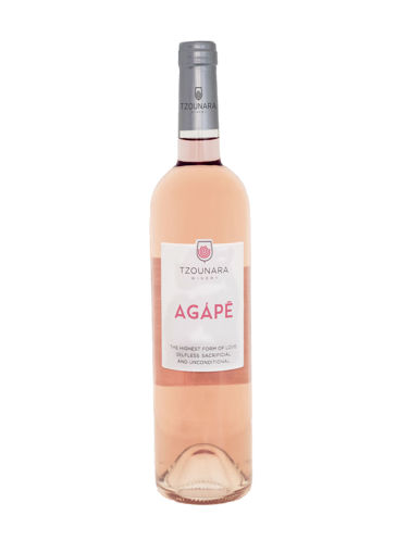 Picture of AGAPE Rose 2019 - Tzounara Winery