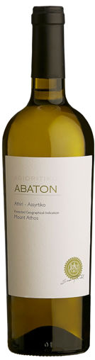Picture of Agioritiko Abaton White - 2019 - Tsantali