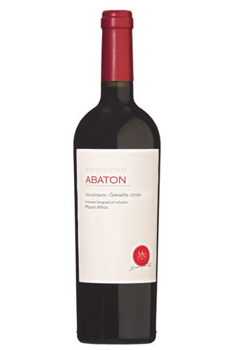 Picture of Agioritiko Abaton Red - 2016 - Tsantali