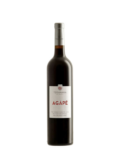 Picture of AGAPE Red 2019 - Tzounara Winery